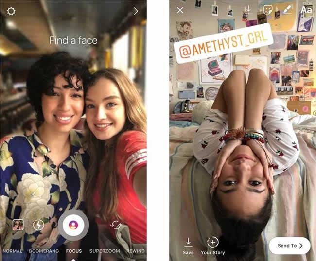 Instagram'da Portde Modu Dönemi