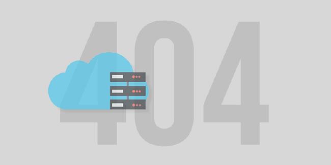 Web Sayfası 404 Hatası Nedir?