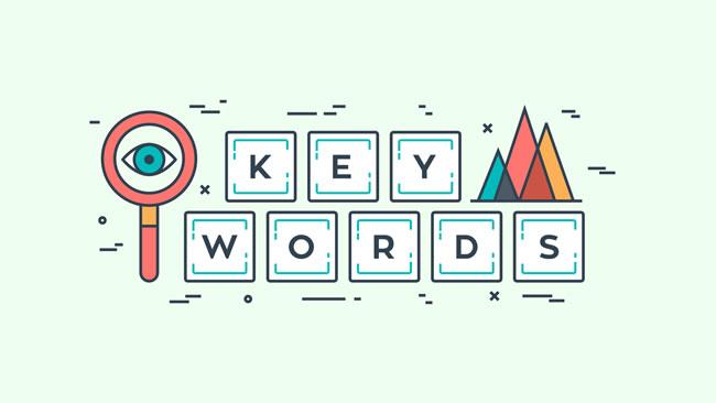 Web Sitesinde Anahtar Kelimelerin Önemi Nedir?
