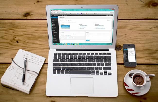 WordPress Admin Paneli Kullanımı