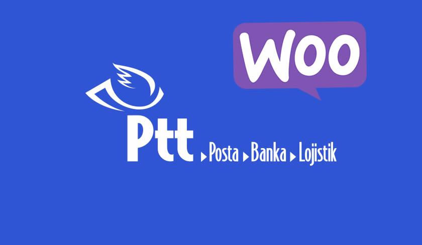 WooCommerce, WooCommerce PTT Kodlu Adres Sistemi